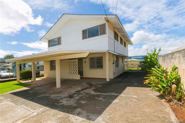 259 Clark Street, Wahiawa, HI 96786 (MLS #201929782) :: Keller Williams Honolulu