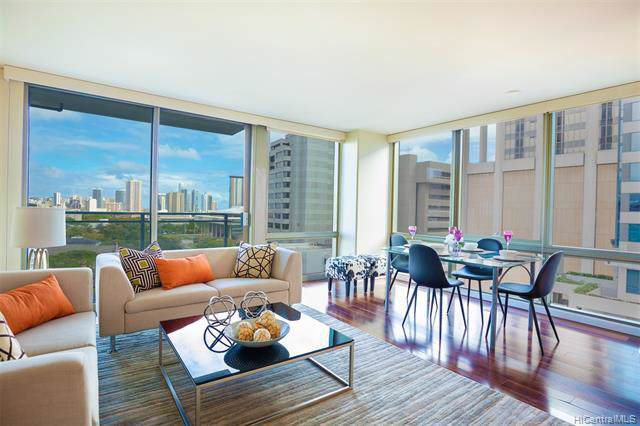 1200 Queen Emma Street #1102, Honolulu, HI 96813 (MLS #201929806) :: Elite Pacific Properties