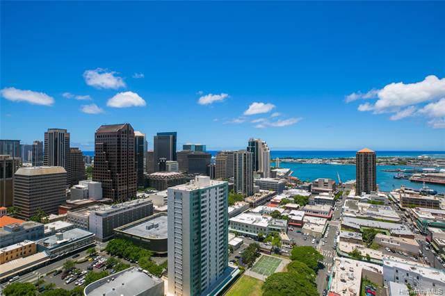 60 N Beretania Street #2210, Honolulu, HI 96817 (MLS #201929833) :: Elite Pacific Properties