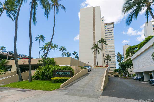 2895 Kalakaua Avenue #409, Honolulu, HI 96815 (MLS #201929841) :: Hardy Homes Hawaii