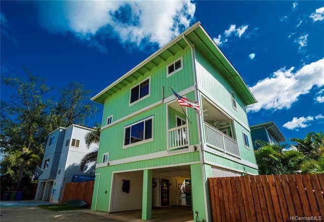 68-091 Au Street A, Waialua, HI 96791 (MLS #201929846) :: Keller Williams Honolulu