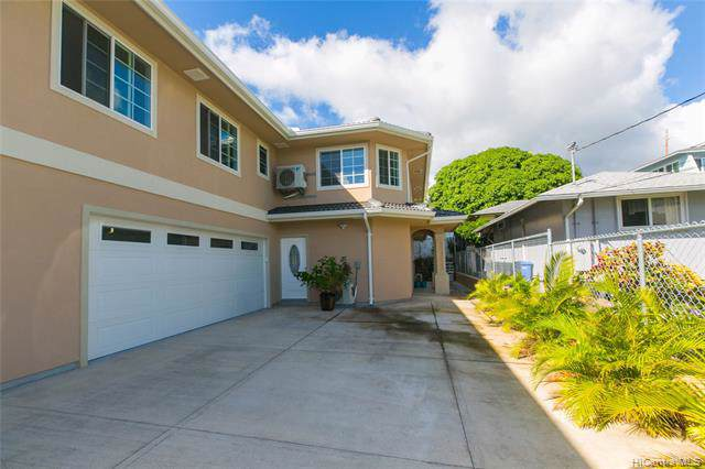 2240A Metcalf Street, Honolulu, HI 96822 (MLS #201929878) :: Keller Williams Honolulu