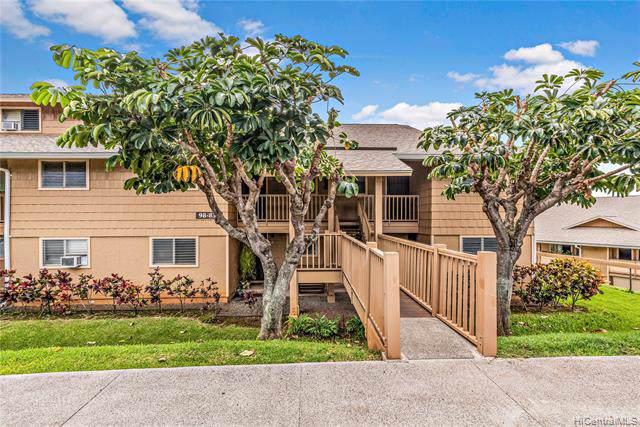 98-838 Noelani Street 3/18, Pearl City, HI 96782 (MLS #201929884) :: Keller Williams Honolulu