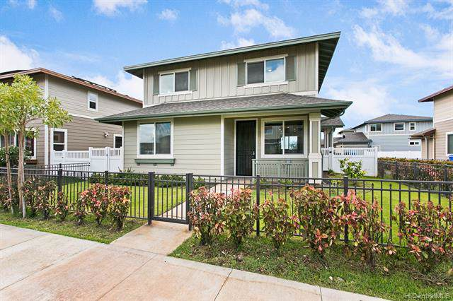 460 Kamaaha Avenue #39, Kapolei, HI 96707 (MLS #201929914) :: Team Lally