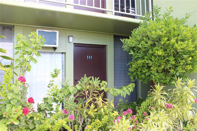 1118 Pua Lane #111, Honolulu, HI 96817 (MLS #201929937) :: Elite Pacific Properties