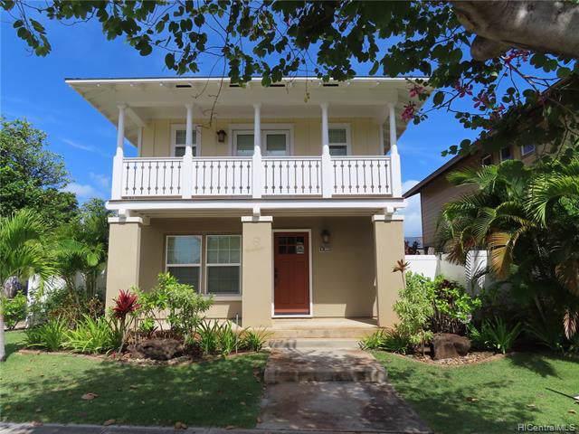 91-2069 Kamakana Street, Ewa Beach, HI 96706 (MLS #201929977) :: Keller Williams Honolulu