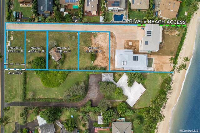 67-431 Waialua Beach Road Mauka 2, Waialua, HI 96791 (MLS #201929995) :: The Ihara Team