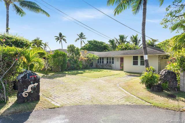 332 Kuukama Street, Kailua, HI 96734 (MLS #201930055) :: Team Maxey Hawaii