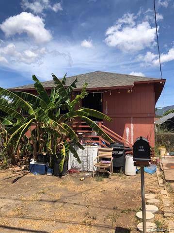 87-416 Kulaaupuni Street, Waianae, HI 96792 (MLS #201930068) :: Team Lally