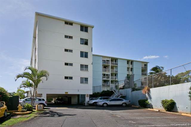 1250 Richard Lane #405, Honolulu, HI 96819 (MLS #201930178) :: Elite Pacific Properties