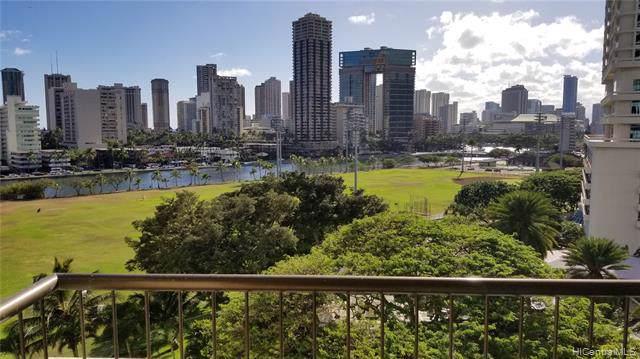 2333 Kapiolani Boulevard #812, Honolulu, HI 96826 (MLS #201930237) :: The Ihara Team