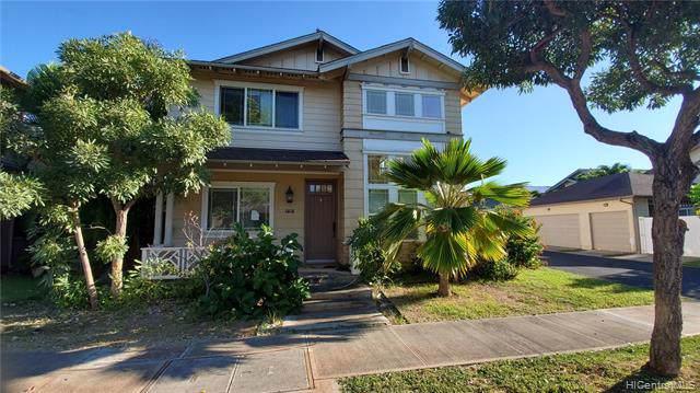91-1071 Hokuikekai Street, Ewa Beach, HI 96706 (MLS #201930280) :: Elite Pacific Properties