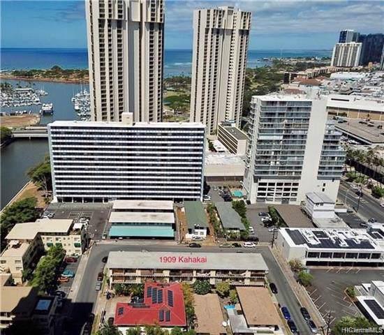 1909 Kahakai Drive, Honolulu, HI 96814 (MLS #201930289) :: Elite Pacific Properties