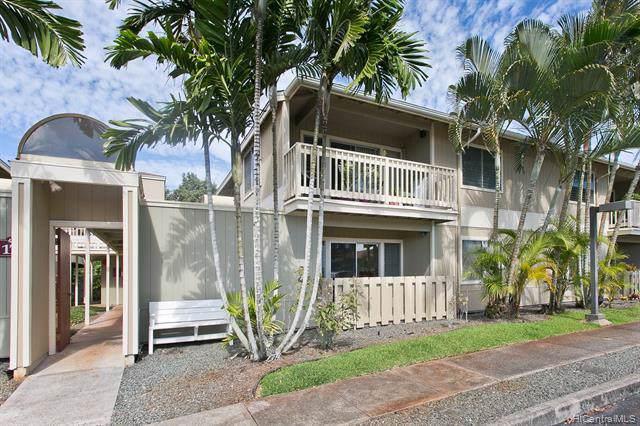 95-1050 Makaikai Street 17A, Mililani, HI 96789 (MLS #201930451) :: Maxey Homes Hawaii