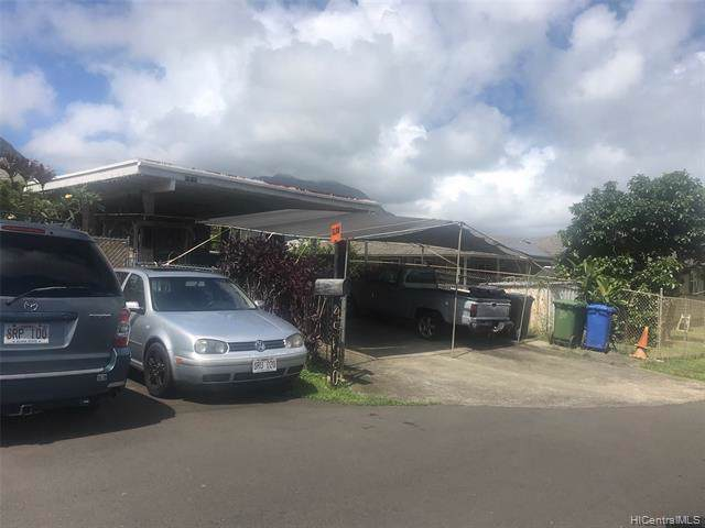 45-620 Puuluna Place, Kaneohe, HI 96744 (MLS #201930459) :: Maxey Homes Hawaii