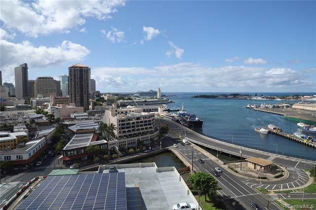 215 N King Street #1703, Honolulu, HI 96817 (MLS #201930496) :: Maxey Homes Hawaii