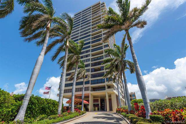4340 Pahoa Avenue 10C, Honolulu, HI 96816 (MLS #201930563) :: The Ihara Team