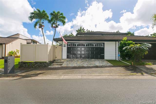 46-286 Nahewai Street, Kaneohe, HI 96744 (MLS #201930582) :: Keller Williams Honolulu