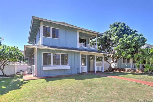 91-1111 Hamana Street, Ewa Beach, HI 96706 (MLS #201930602) :: Keller Williams Honolulu