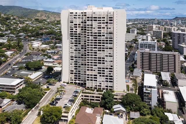 1717 Mott Smith Drive #1211, Honolulu, HI 96822 (MLS #201930688) :: The Ihara Team
