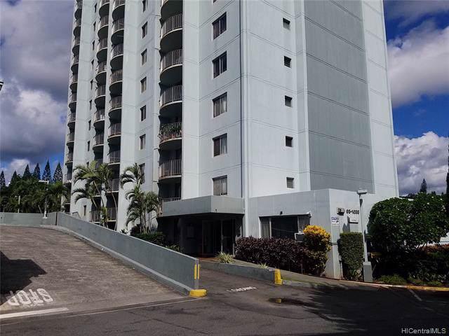 98-1038 Moanalua Road 7-605, Aiea, HI 96701 (MLS #201930769) :: Keller Williams Honolulu