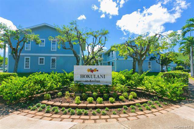 355 Aoloa Street N102, Kailua, HI 96734 (MLS #201930772) :: Keller Williams Honolulu