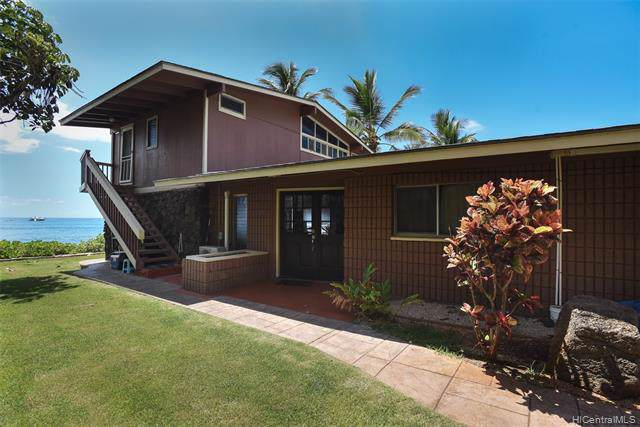 84-261 Farrington Highway, Waianae, HI 96792 (MLS #201930824) :: Elite Pacific Properties