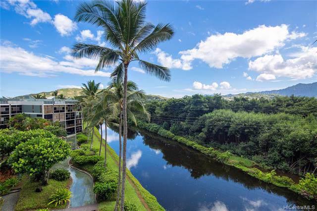 1030 Aoloa Place 401B, Kailua, HI 96734 (MLS #201930839) :: Maxey Homes Hawaii