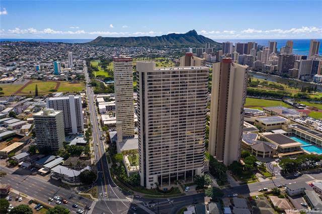 2499 Kapiolani Boulevard #2301, Honolulu, HI 96826 (MLS #201930841) :: The Ihara Team