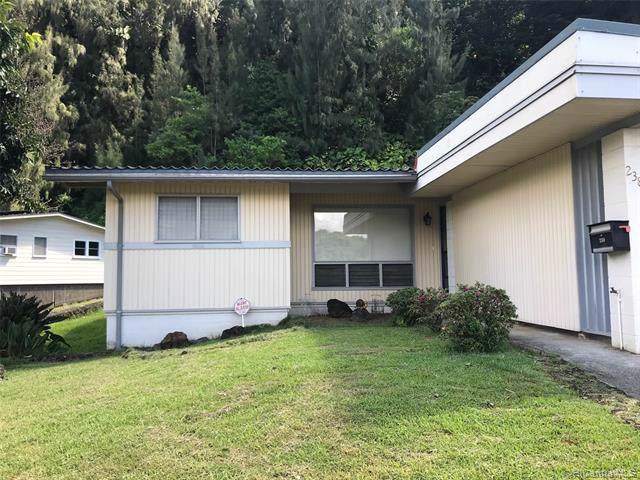 238 Puiwa Road, Honolulu, HI 96817 (MLS #201930843) :: Elite Pacific Properties
