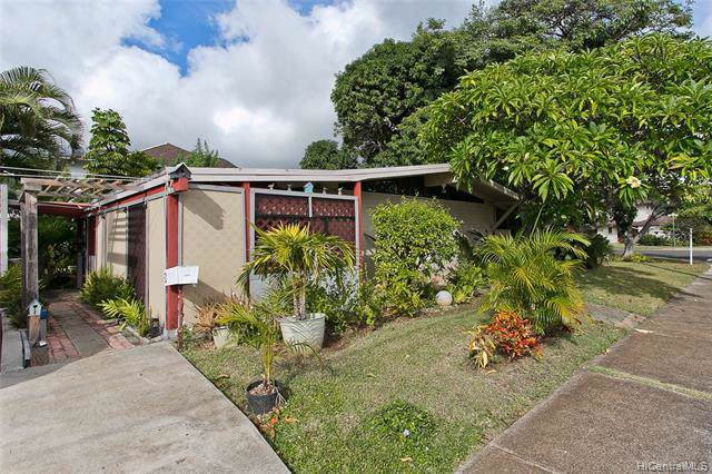 5578 Kawaikui Street, Honolulu, HI 96821 (MLS #201930859) :: The Ihara Team