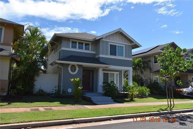 91-1017 Kai Weke Street, Ewa Beach, HI 96706 (MLS #201930866) :: Elite Pacific Properties
