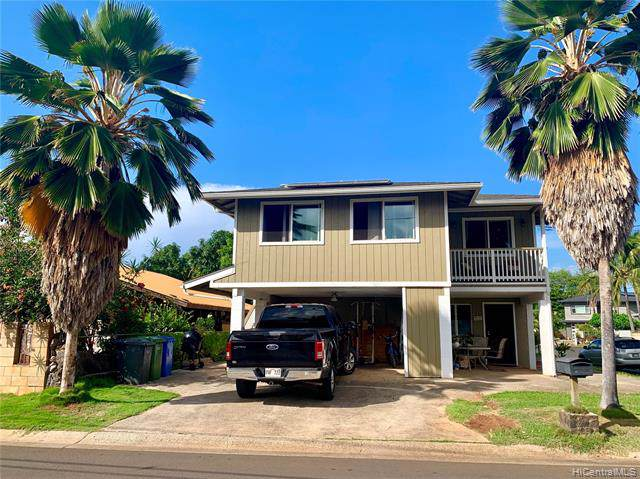 66-941 Oliana Street, Waialua, HI 96791 (MLS #201930875) :: Keller Williams Honolulu