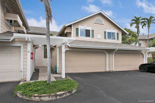 94-827 Lumiauau Street F103, Waipahu, HI 96797 (MLS #201930974) :: Elite Pacific Properties