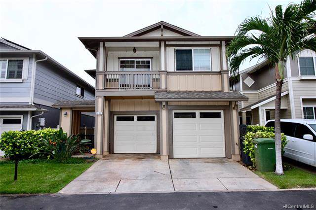 91-1067 Kanela Street T-30, Ewa Beach, HI 96706 (MLS #201930993) :: The Ihara Team