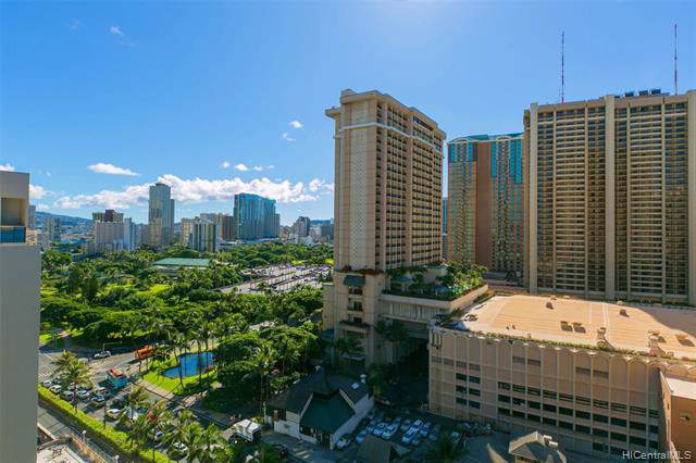 1804 Ala Moana Boulevard 18A, Honolulu, HI 96815 (MLS #201931060) :: The Ihara Team