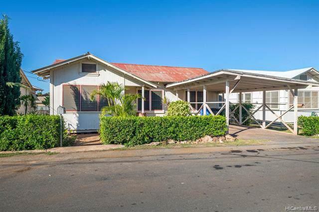 85-919 Midway Street, Waianae, HI 96792 (MLS #201931064) :: Keller Williams Honolulu