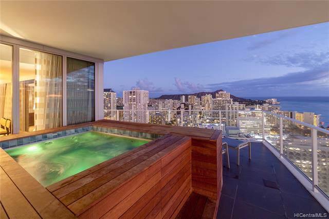 2120 Lauula Street #3506, Honolulu, HI 96815 (MLS #201931093) :: Elite Pacific Properties
