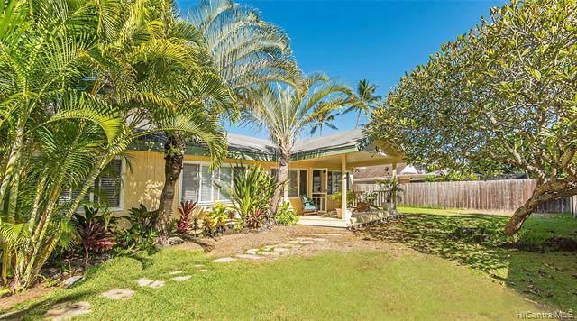 364 Auwinala Road, Kailua, HI 96734 (MLS #201931131) :: The Ihara Team