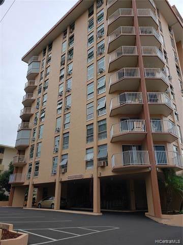 1031 Maunaihi Place #602, Honolulu, HI 96822 (MLS #201931135) :: The Ihara Team