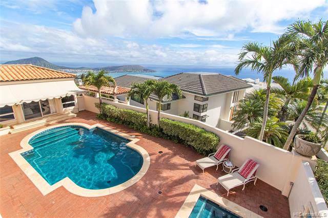 865 Puuikena Drive, Honolulu, HI 96821 (MLS #201931157) :: Elite Pacific Properties