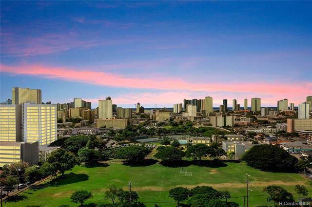 1617 Keeaumoku Street #1508, Honolulu, HI 96822 (MLS #201931167) :: Keller Williams Honolulu
