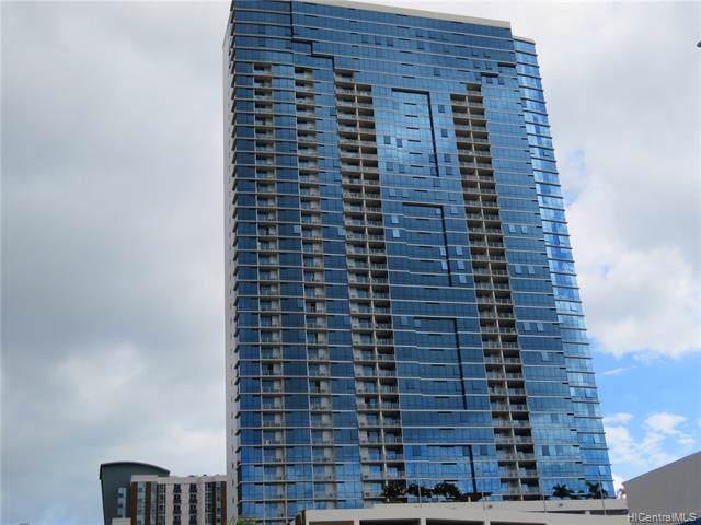 555 South Street #3608, Honolulu, HI 96813 (MLS #201931178) :: Elite Pacific Properties