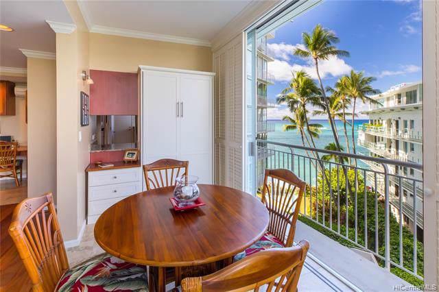 2969 Kalakaua Avenue #305, Honolulu, HI 96815 (MLS #201931184) :: Elite Pacific Properties