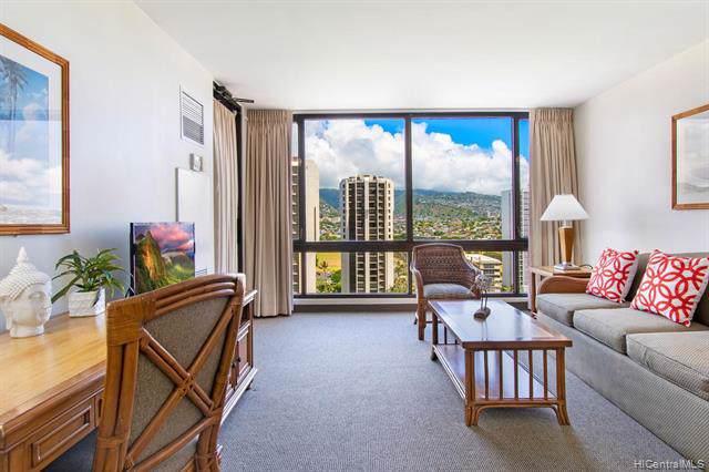 229 Paoakalani Avenue #2009, Honolulu, HI 96815 (MLS #201931185) :: Barnes Hawaii