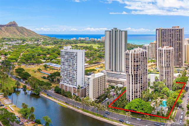 300 Wai Nani Way #1420, Honolulu, HI 96815 (MLS #201931186) :: The Ihara Team