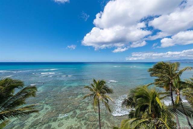 3015 Kalakaua Avenue 801/802, Honolulu, HI 96815 (MLS #201931188) :: Elite Pacific Properties