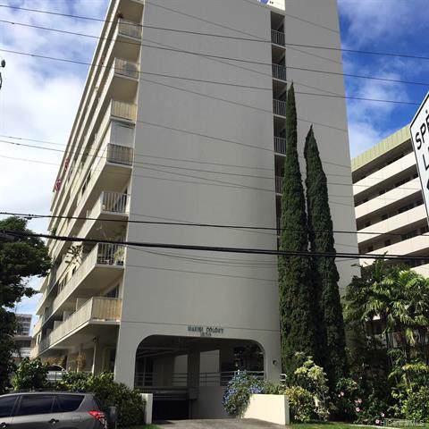 1620 Keeaumoku Street #806, Honolulu, HI 96822 (MLS #201931198) :: The Ihara Team