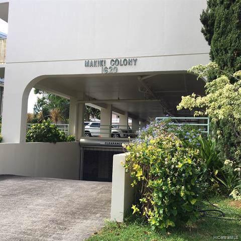 1620 Keeaumoku Street #203, Honolulu, HI 96822 (MLS #201931201) :: Elite Pacific Properties