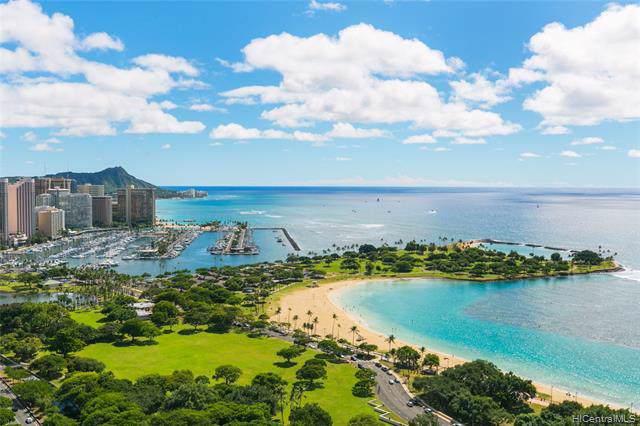1330 Ala Moana Boulevard #3705, Honolulu, HI 96814 (MLS #201931206) :: The Ihara Team